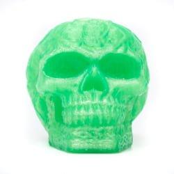 Transparent Green